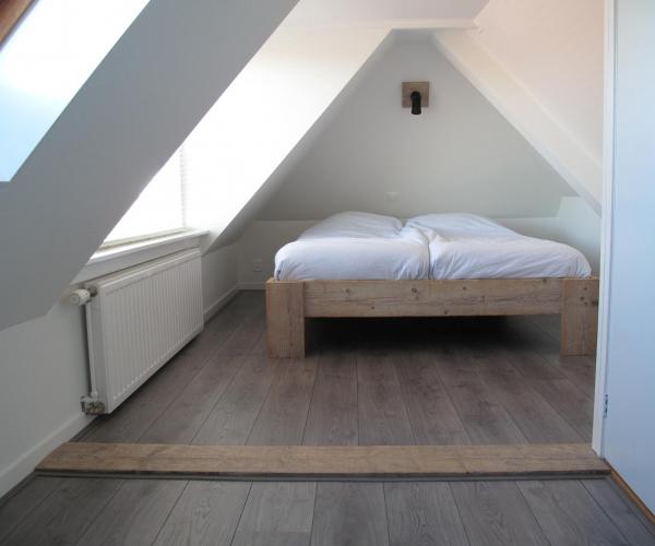 Slaapkamer boven voor 2 personen